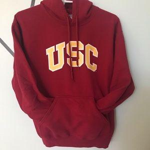 Sweaters - Oversized USC hoodie university